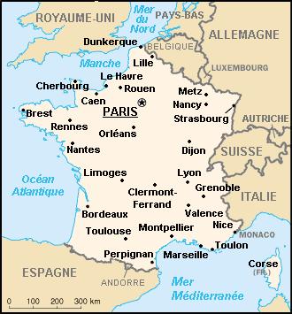 Creación sitio web Francia