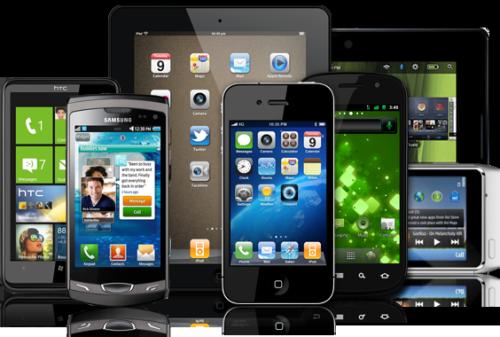 sitio web para smartphone y telefónos inteligentes